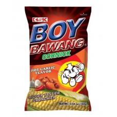 Boy Bawang - Hot Garlic Cornick 100g